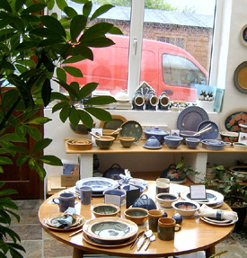 Bandon Pottery Showroom
