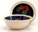 Apples Soup/cereal bowl Bandon Pottery