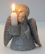 Bandon Pottery ANGEL A6